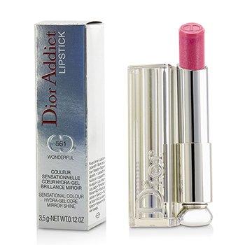 Christian DiorDior Addict Hydra Gel Core Mirror Shine Lipstick - #561 Wonderful 3.5g/0.12oz