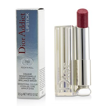 Christian DiorDior Addict Hydra Gel Core Mirror Shine Lipstick - #750 Rock'N Roll 3.5g/0.12oz