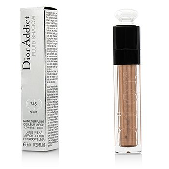 Christian Dior Dior Addict Fluid Shadow - # 745 Nova  6ml/0.2oz