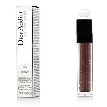 Christian Dior Dior Addict Fluid Shadow - # 875 Destinee  6ml/0.2oz