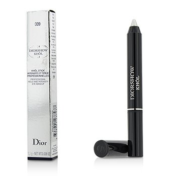 Christian Dior Diorshow ���� ���� - # 039 Pearly Silver  1.1g/0.038oz