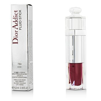 Christian Dior Addict Fluid Stick - # 784 Chic  5.5ml/0.18oz