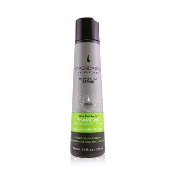 Macadamia Natural Oil Professional Ultra Rich Moisture Shampoo 300ml/10oz