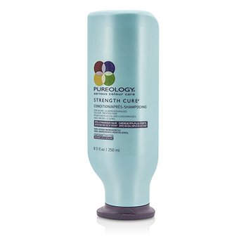 PureologyStrength Cure Condition (For Micro-Scarred/ Damaged Colour-Treated Hair) 250ml/8.5oz