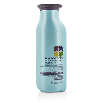 PureologyStrength Cure Shampoo (For Micro-Scarred/ Damaged Colour-Treated Hair) 250ml/8.5oz