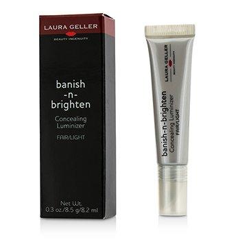 Laura Geller Banish N Brighten Concealing Luminizer - #Fair/Light  8.5g/0.3oz