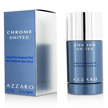 AzzaroChrome United Deodorant Stick 75ml/2.1oz
