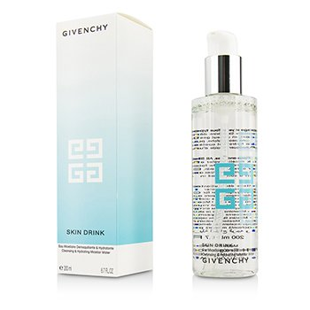 Image of Givenchy Skin Drink Cleansing & Hydrating Micellar Water 200ml/6.7oz