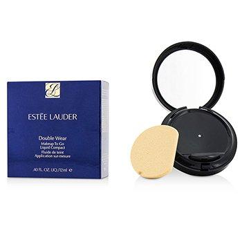 Estee Lauder Double Wear Makeup To Go - #3N1 Ivory Beige  12ml/0.4oz