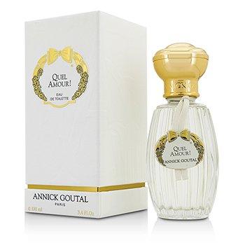 Annick GoutalQuel Amour Eau De Toilette Spray (New Packaging) 100ml/3.4oz