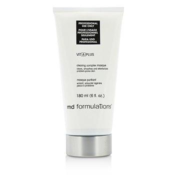 MD Formulations Vit-A-Plus Clearing Complex Masque (Salon Size)  180ml/6oz