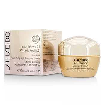 Shiseido Benefiance WrinkleResist24 Intensive Nourishing & Recovery Cream 50ml/1.7oz