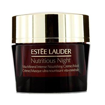 Estee LauderNutritious Night Vita-Mineral Intense Nourishing Creme/Mask 50ml/1.7oz