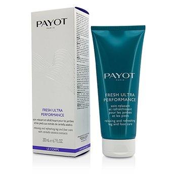 Payot Le Corps Fresh Ultra Performance Relaxing & Refreshing Leg & Foot Care 200 skincare