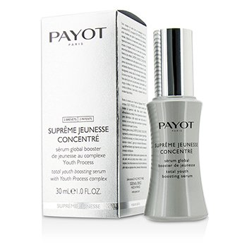 PayotSupreme Jeunesse Concentre Total Youth Boosting Serum For Mature Skins 30ml 1oz
