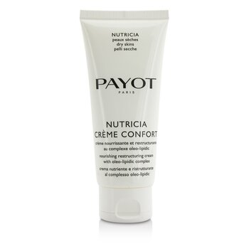 Payot Nutricia Creme Confort Nourishing & Restructuring Cream - For Dry Skin - Salon Size  100ml/3.3oz