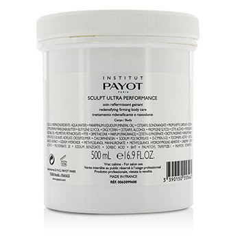 PayotLe Corps Sculpt Ultra Performance Redensifying Firming Body Care - Salon Size 500ml/16.9oz