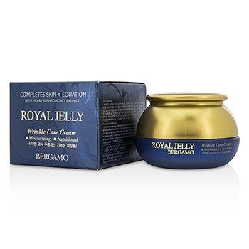 Bergamo Wrinkle Care Cream - Royal Jelly (Moisturizing/Nutritional) 50g/1.7oz
