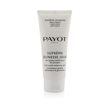PayotSupreme Jeunesse Jour Youth Process Total Youth Enhancing Care For Mature Skins Salon Size 100ml 3.3oz