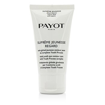 PayotSupreme Jeunesse Regard Youth Process Total Youth Eye Contour Care - For Mature Skins - Salon Size 50ml/1.6oz
