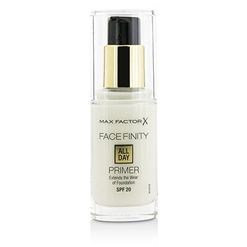 Max FactorFace Finity All Day Primer SPF20 30ml/1oz