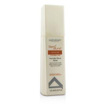 AlfaParf Semi Di Lino Discipline Humidity Block Spray (For Rebel Hair)  125ml/4.23oz