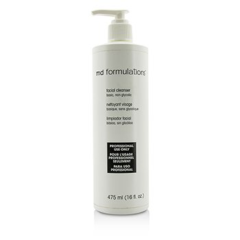 MD Formulations Facial Cleanser (Basic Non-Glycolic) (Salon Size)  475ml/16oz