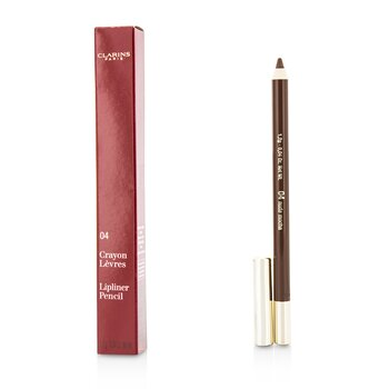 Clarins Lipliner Pencil – #04 Nude Mocha 442281 1.2g/0.04oz