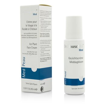 Dr. HauschkaMed Ice Plant Face Cream (For Very Dry, Itchy & Flake Skin) 40ml/1.35oz