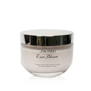 Shiseido Ever Bloom Perfumed Body Cream  200ml/6.8oz