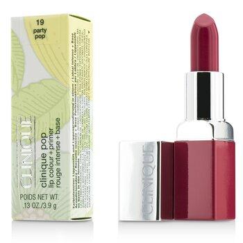 Clinique 3.9g/0.13oz Clinique Pop Lip Colour + Primer - # 19 Party Pop 3.9g/0.13oz