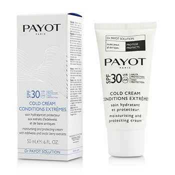 PayotDr Payot Solution Cold Cream Conditions Extremes SPF 30 50ml/1.6oz
