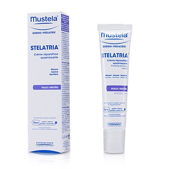 Mustela Stelatria Purifying Recovery Cream (Exp. Date 05/2016) 40ml/1.35oz