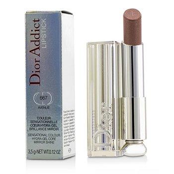 Christian DiorDior Addict Hydra Gel Core Mirror Shine Lipstick - #667 Avenue 3.5g/0.12oz