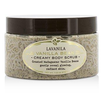 Lavanila Laboratories Creamy Body Scrub - Vanilla Bean 212g/7.5oz