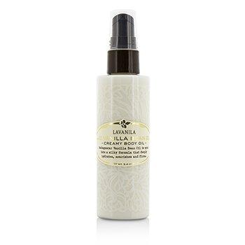 Lavanila Laboratories Creamy Body Oil - Vanilla Bean 96g/3.4oz