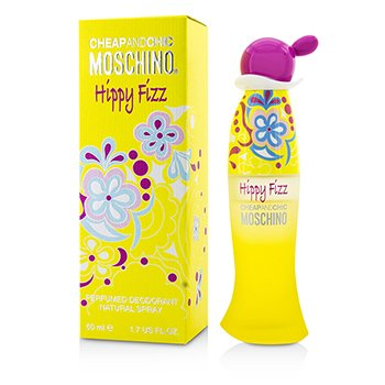 Moschino Cheap & Chic Hippy Fizz Deodorant Spray  50ml/1.7oz