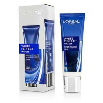 L'Oreal �����Ҽ�ǡ�� White Perfect Miracle Double Whitening Skin-Transforming Cream  50ml/1.69oz