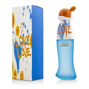 MoschinoI Love Love Deodorant Spray 50ml/1.7oz