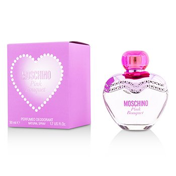 MoschinoPink Bouquet Perfumed Deodorant Spray 50ml/1.7oz