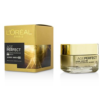 L'Oreal ������ҧ�ѹ Age Perfect Restoring Nourishing Day Cream  50ml/1.69oz
