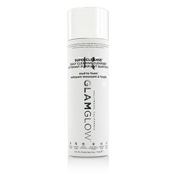 GlamglowSuperCleanse Daily Clearing Cleanser 150g/5oz