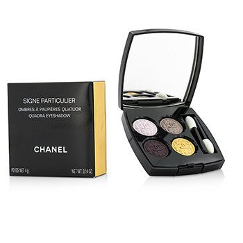 ChanelLes 4 Ombres Quadra Eye Shadow (Limited Edition) - # Signe Particulier 4g/0.14oz