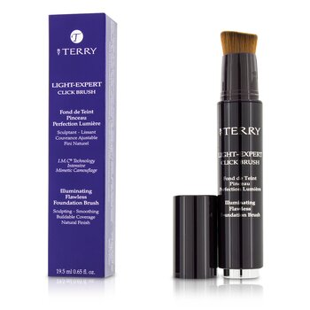 By Terry Light Expert Click Brush Foundation - # 02 Apricot Light 19.5ml/0.65oz