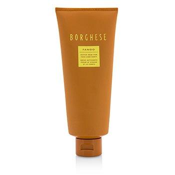 BorgheseFango Active Mud Face & Body (Tube; Unboxed) 198g/7oz