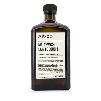 Aesop Mouthwash 500ml/16.9oz