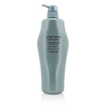 ShiseidoThe Hair Care Sleekliner Treatment 1 (Fine, Rebellious Hair) 1000g/33.8oz