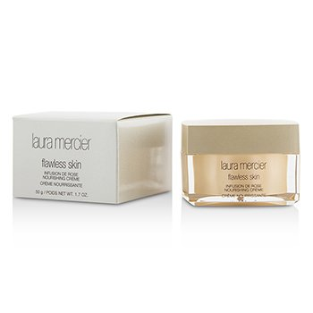 Купить Flawless Skin Infusion De Rose Питательный Крем 3306 50g/1.7oz, Laura Mercier