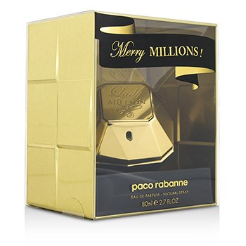 Paco RabanneLady Million Merry Millions Eau De Parfum Spray 80ml/2.7oz