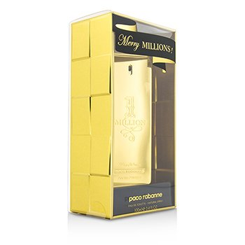 Paco RabanneOne Million Merry Millions Eau De Toilette Spray 100ml/3.4oz